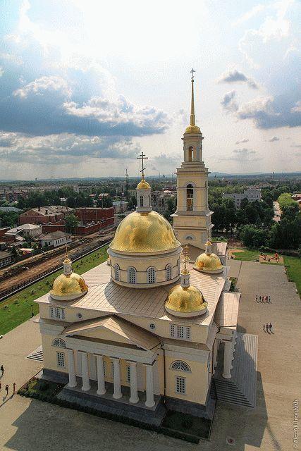 Где можно провести выходной день в москве