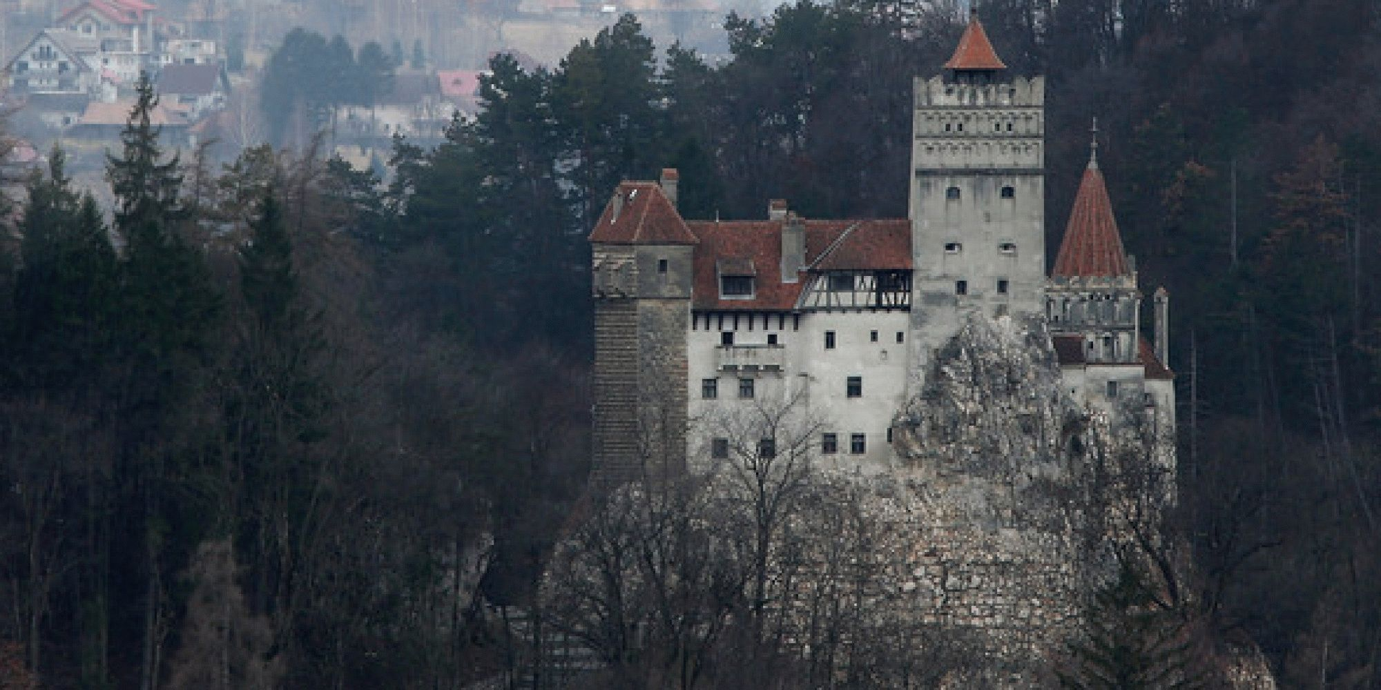 Замок в румынии купить оаэ квартира