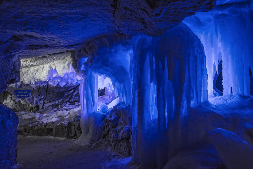 Картинка кунгурские пещеры