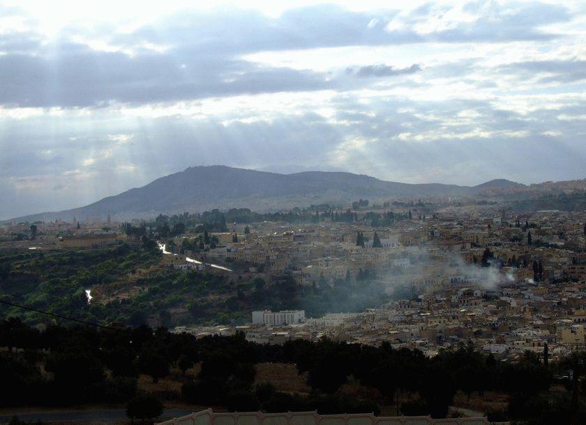 Фес, Марокко — все о городе с фото