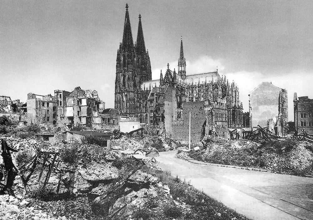 Кельн: один день в немецком мегаполисе