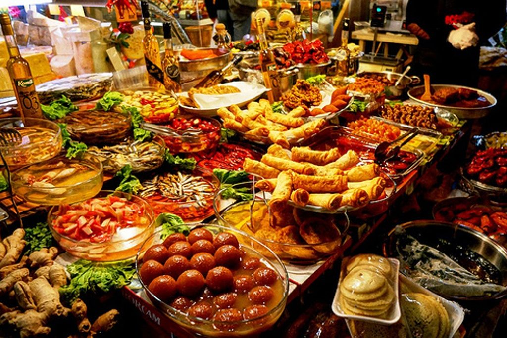 Турецкая еда