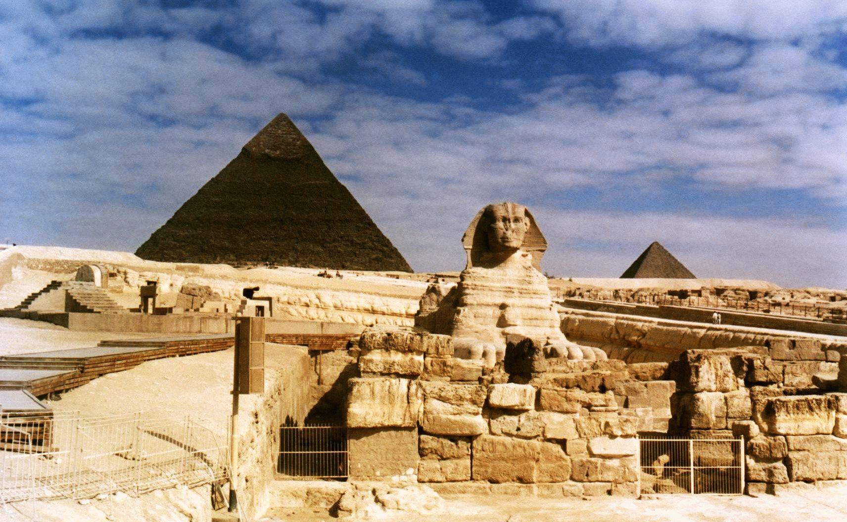 картинка фотография курорта Гиза в Египте