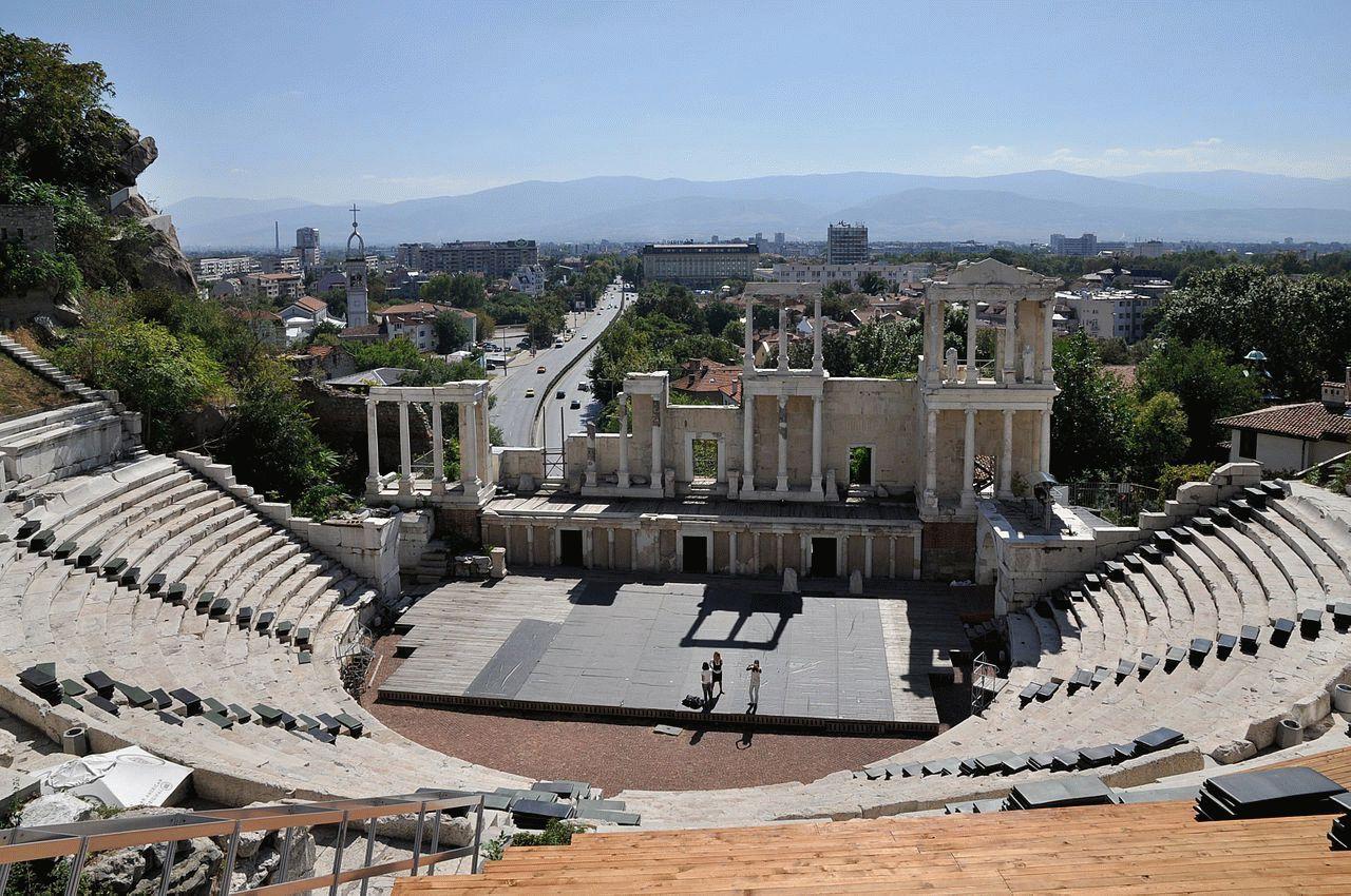 Пловдив болгария достопримечательности