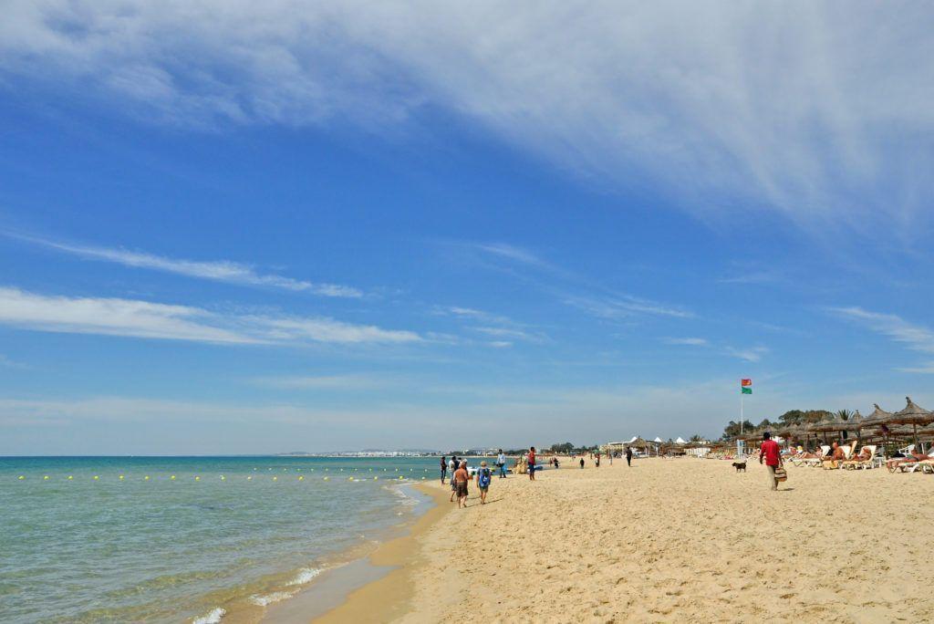 Отдых в Ясмин-Хаммамет в 2019, Тунис