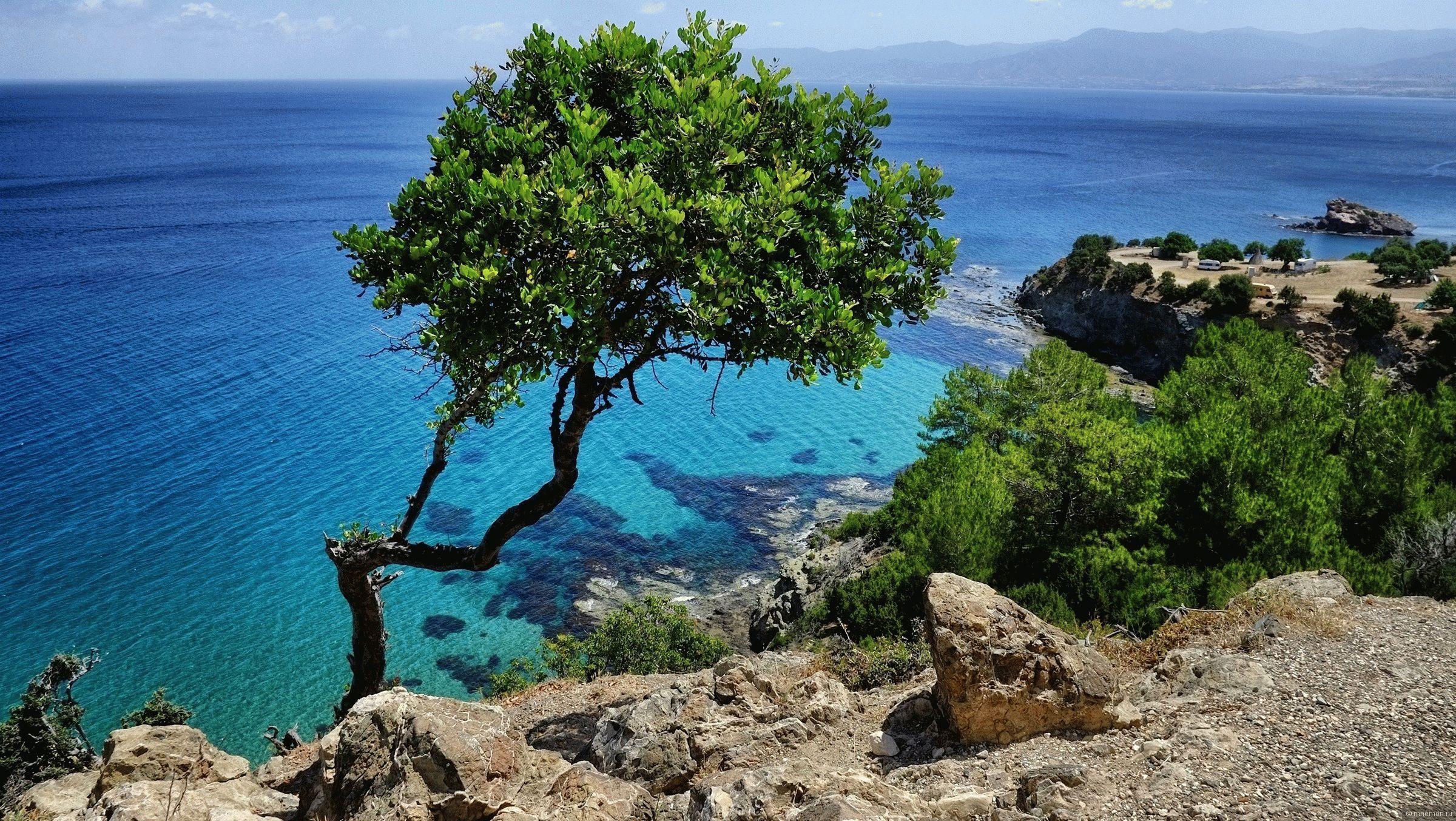 смотреть фото пейзажи острова кипр
