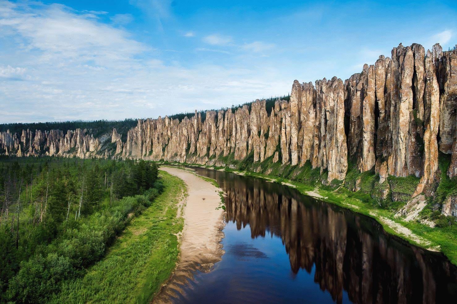 Ленские столбы интересные факты. Природный парк Ленские столбы: фото, экскурсия, факты