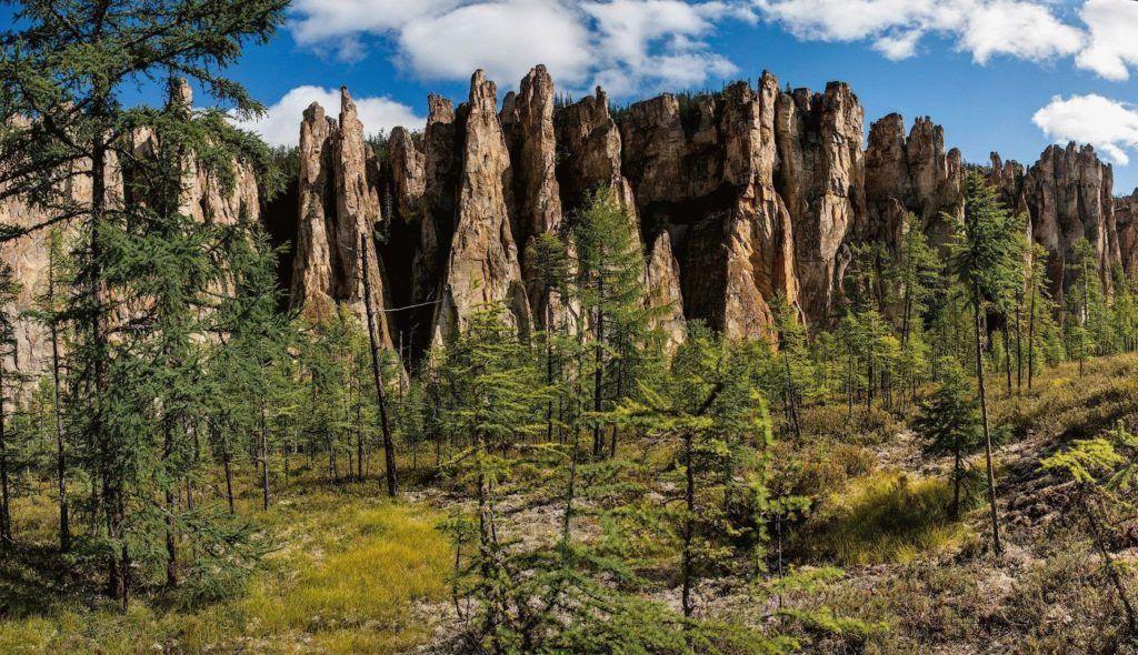 Природный парк Ленские столбы в Якутии, фото | Официальный сайт ... | 590x1024