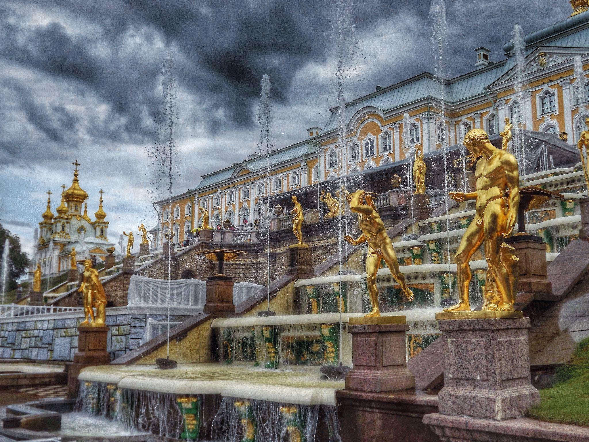 Пригороды Санкт-Петербурга и их достопримечательности с описанием и фото