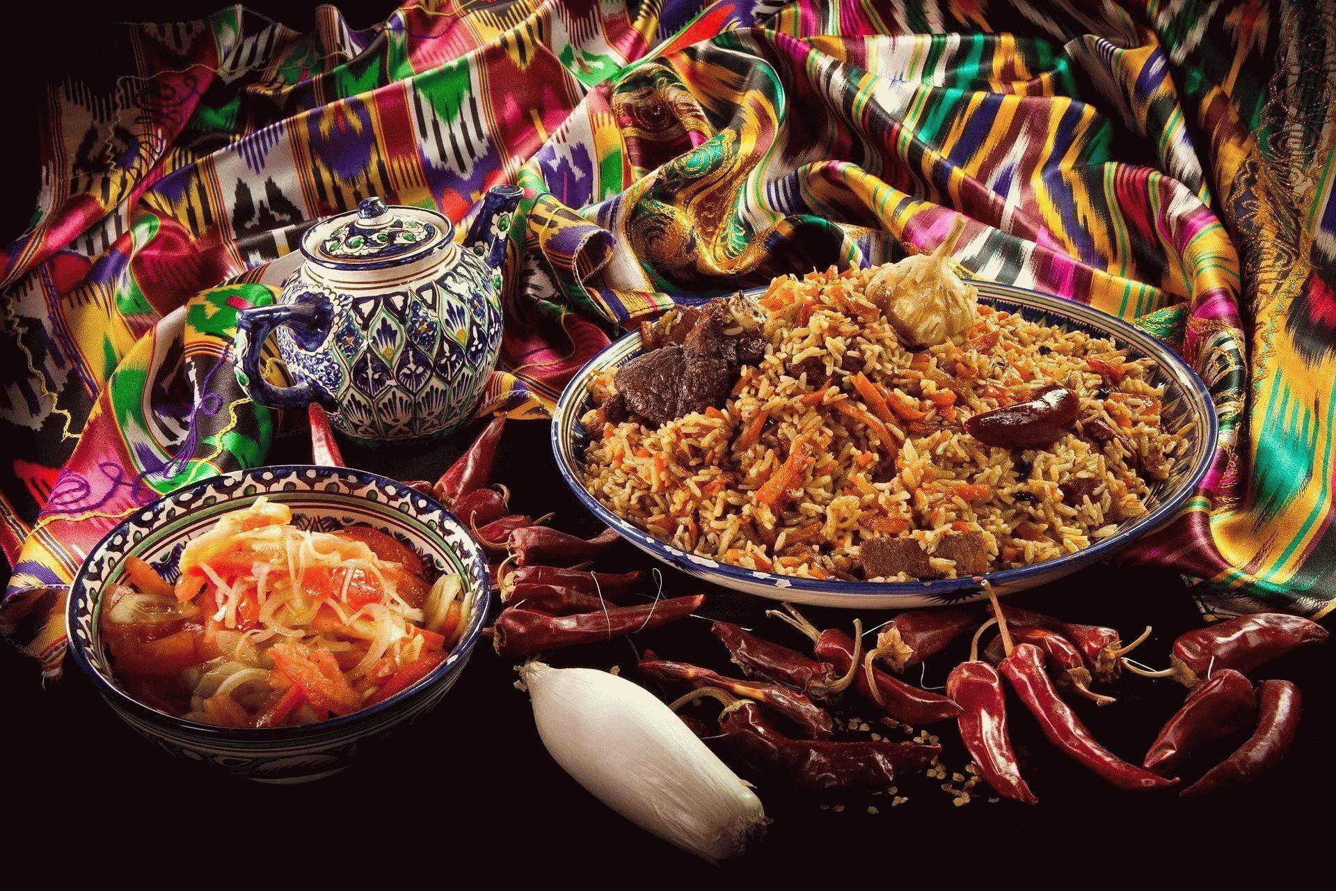 Кухня таджикистана картинки