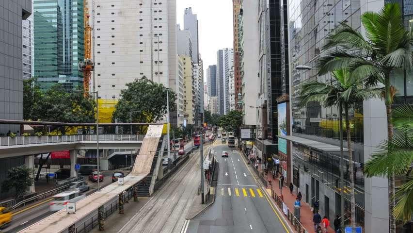 Достопримечательности Гонконга - Гоу Чайна