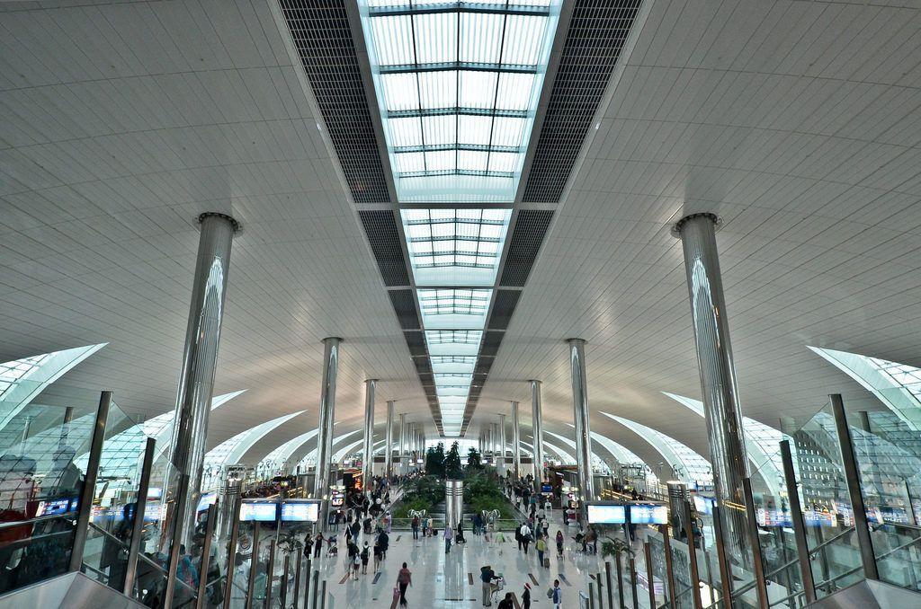 Международный аэропорт дубай 3 серия дешевая недвижимость тайланда