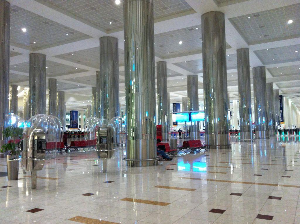 международный аэропорт дубай серия 1