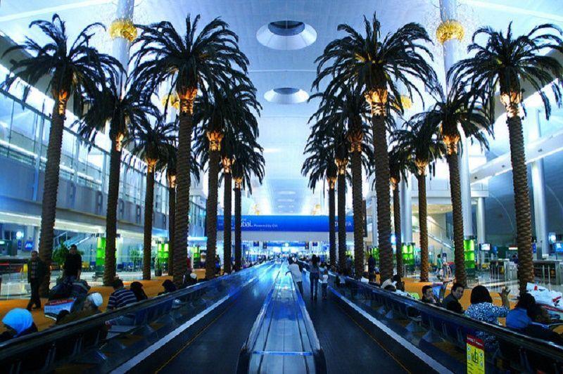 Аэропорт дубай официальный сайт остров пальма в дубае дома