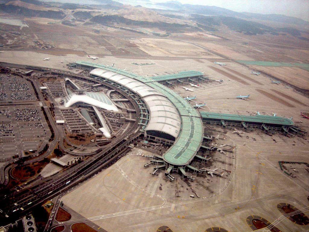 Аэропорт сеула инчхон схема транзит фото 929