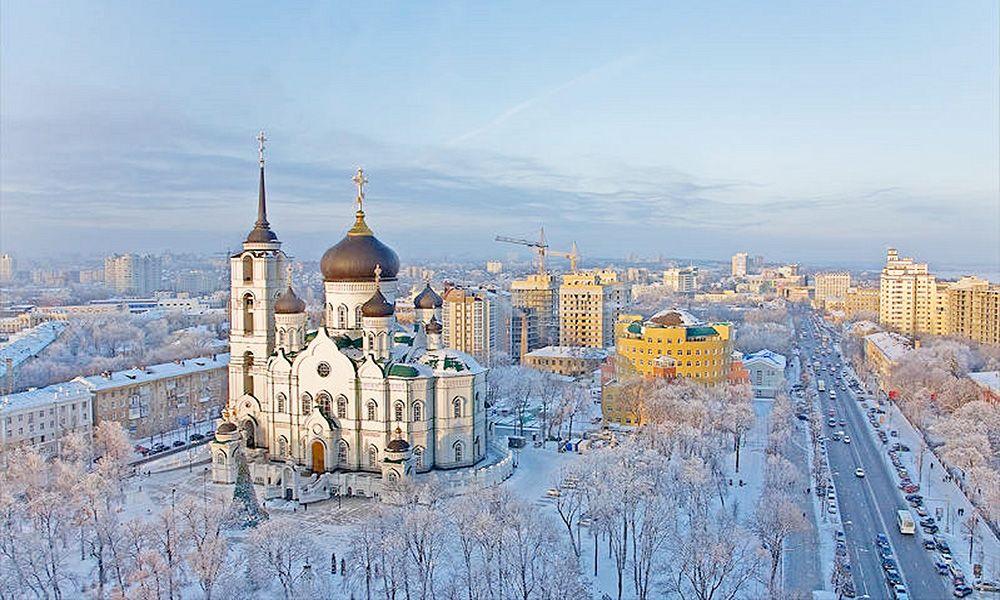 Новогодние каникулы 2020 в Воронеже: как встретить новый год и провести  выходные