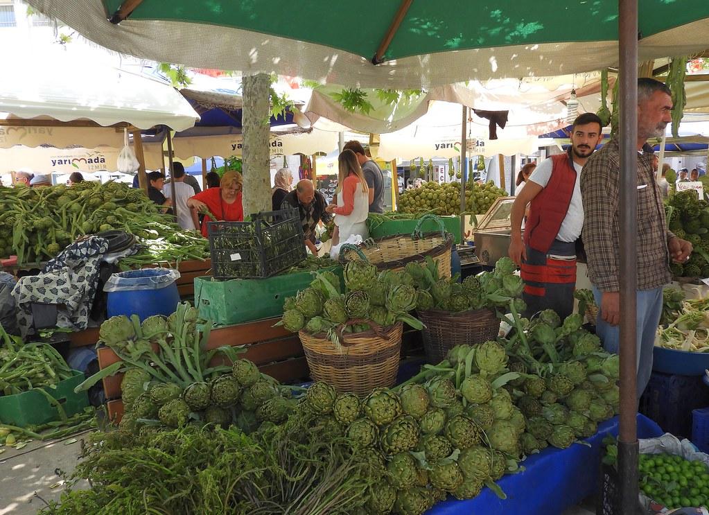 Рынок в Турции