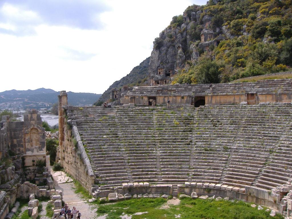 Театр в Демре