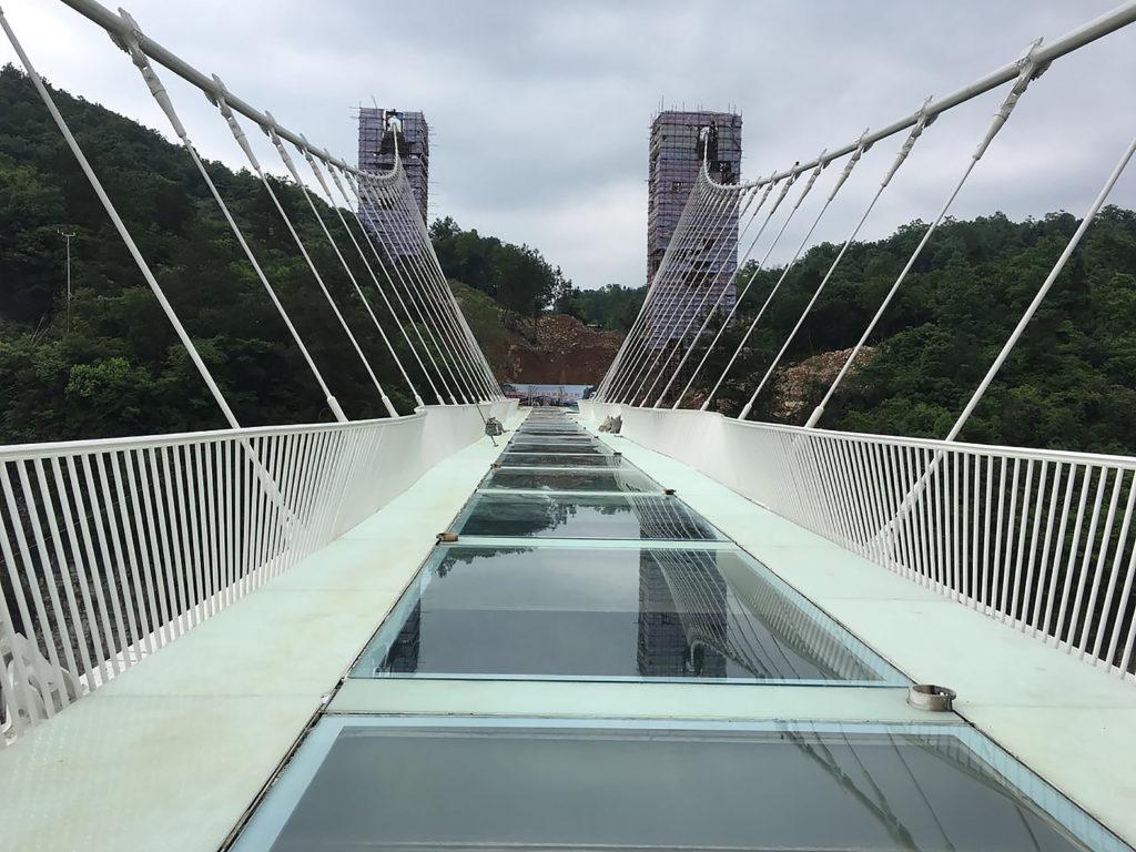 ниноцминды стеклянный мост в японии фото рамках реализации