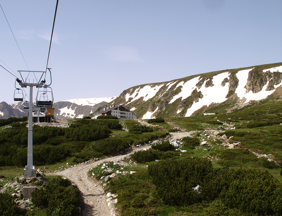 Горнолыжный курорт Паничиште