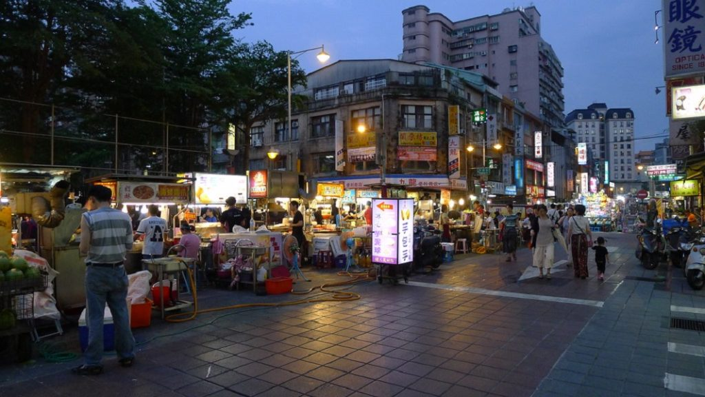 Вечерний рынок