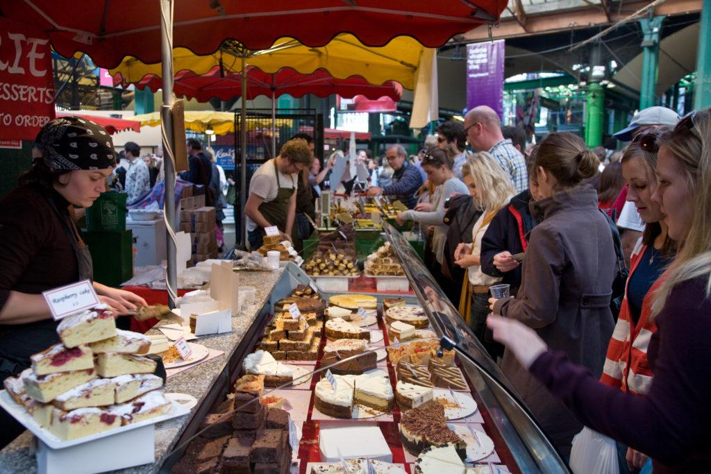 Рынок Боро