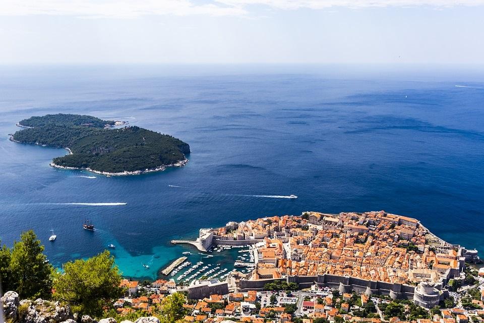 Остров Локрум и Дубровник
