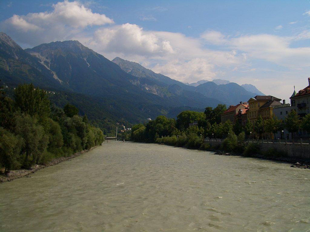 Река Инн