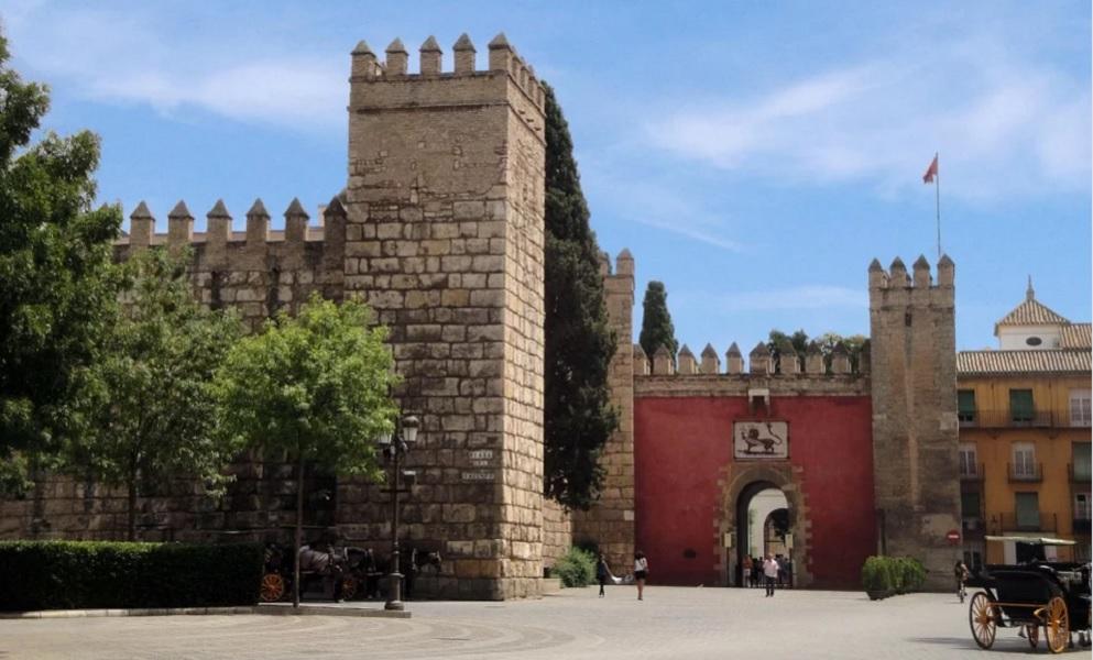 Севильский замок