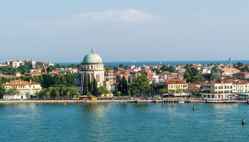 Венеция, побережье