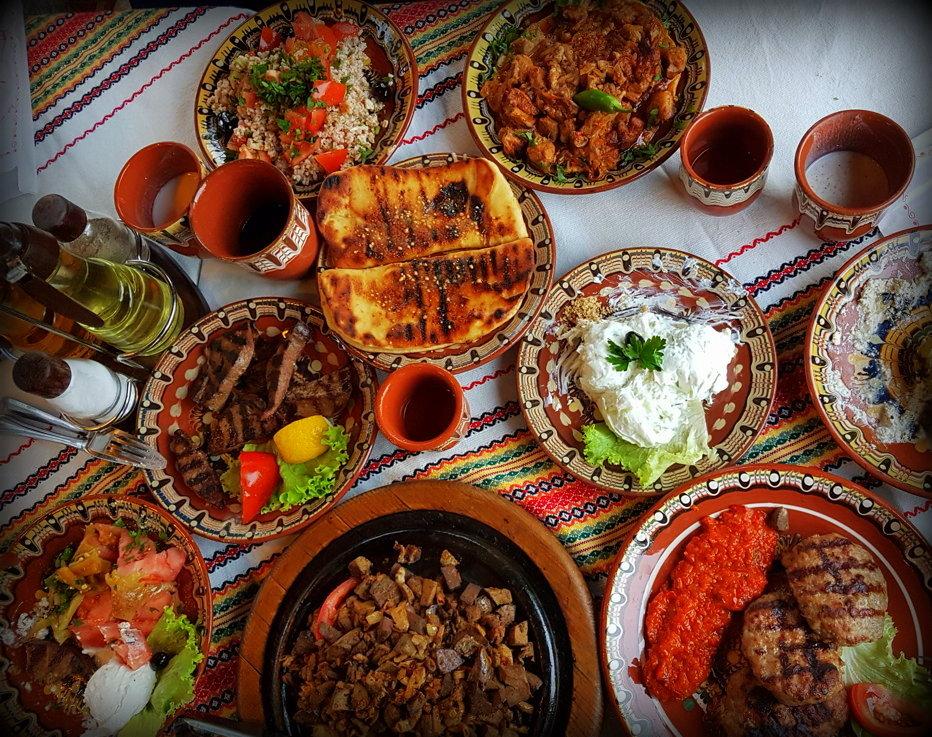 перед блюда болгарии и картинки подводит