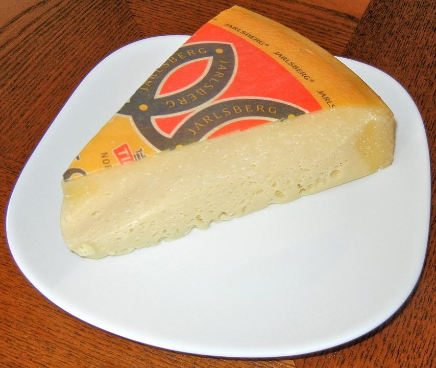 Норвежский сыр Ярлсберг