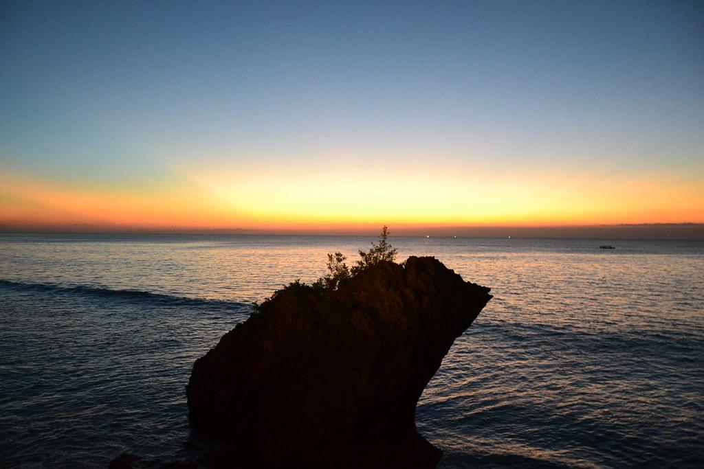 Закат на Яванском море