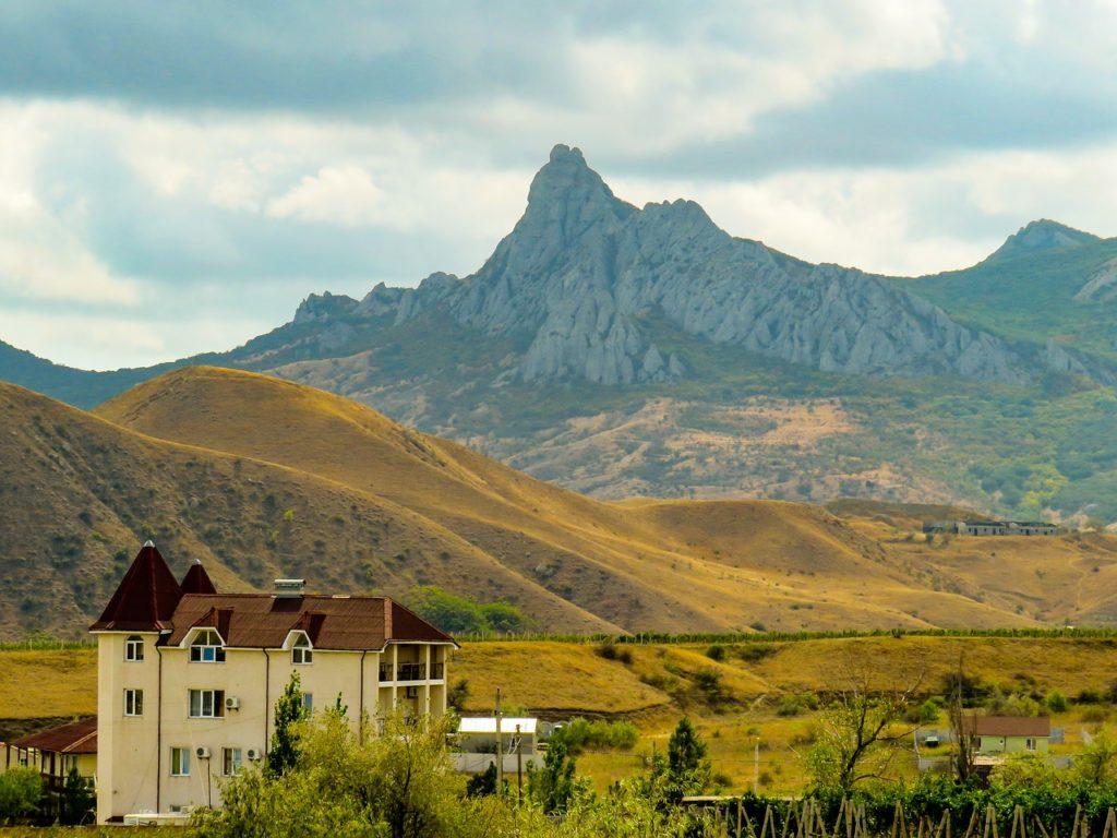 Северо-восток Крымских гор